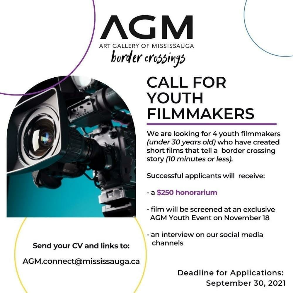 Call for Youth Filmmakers
