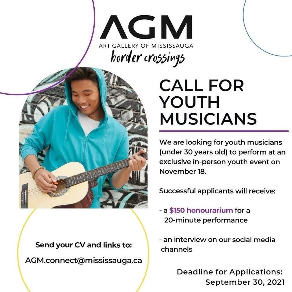 Call for Youth Musicians